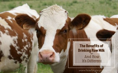 The Benefits of Raw Milk and How It's Different