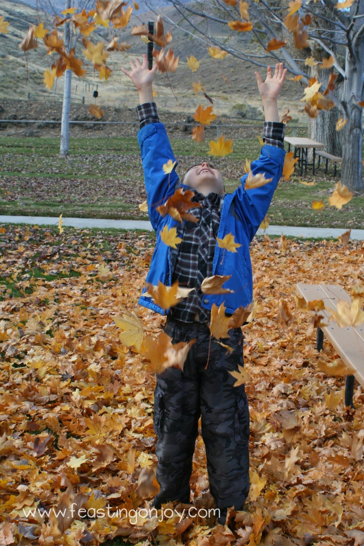 Thankful Thursday: Fall Family Vacation Edition