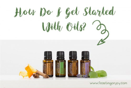 How do I Get Started With Essential Oils