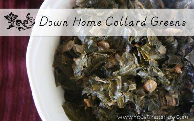 Down Home Collard Greens