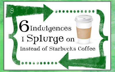 6 Indulgences I Splurge On Instead Of Starbucks Coffee