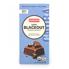 Alter Eco Dark Chocolate Bar