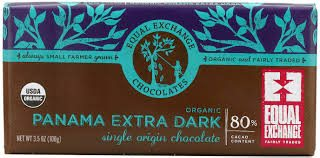 Equal Exchange Dark Chocolate