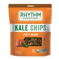 Rhythm Zesty Nacho Kale Chips