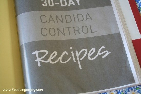 Dr. Amy Myers Candida Control Recipes