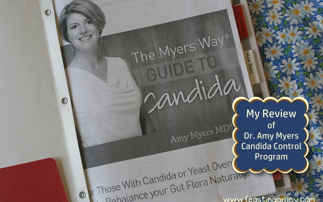Review of Dr. Amy Myers, MD 30-Day Candida Control Program