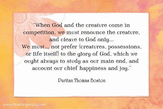 Puritan Thomas Boston