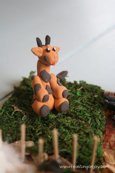 Cody Apologia Zoo Giraffe