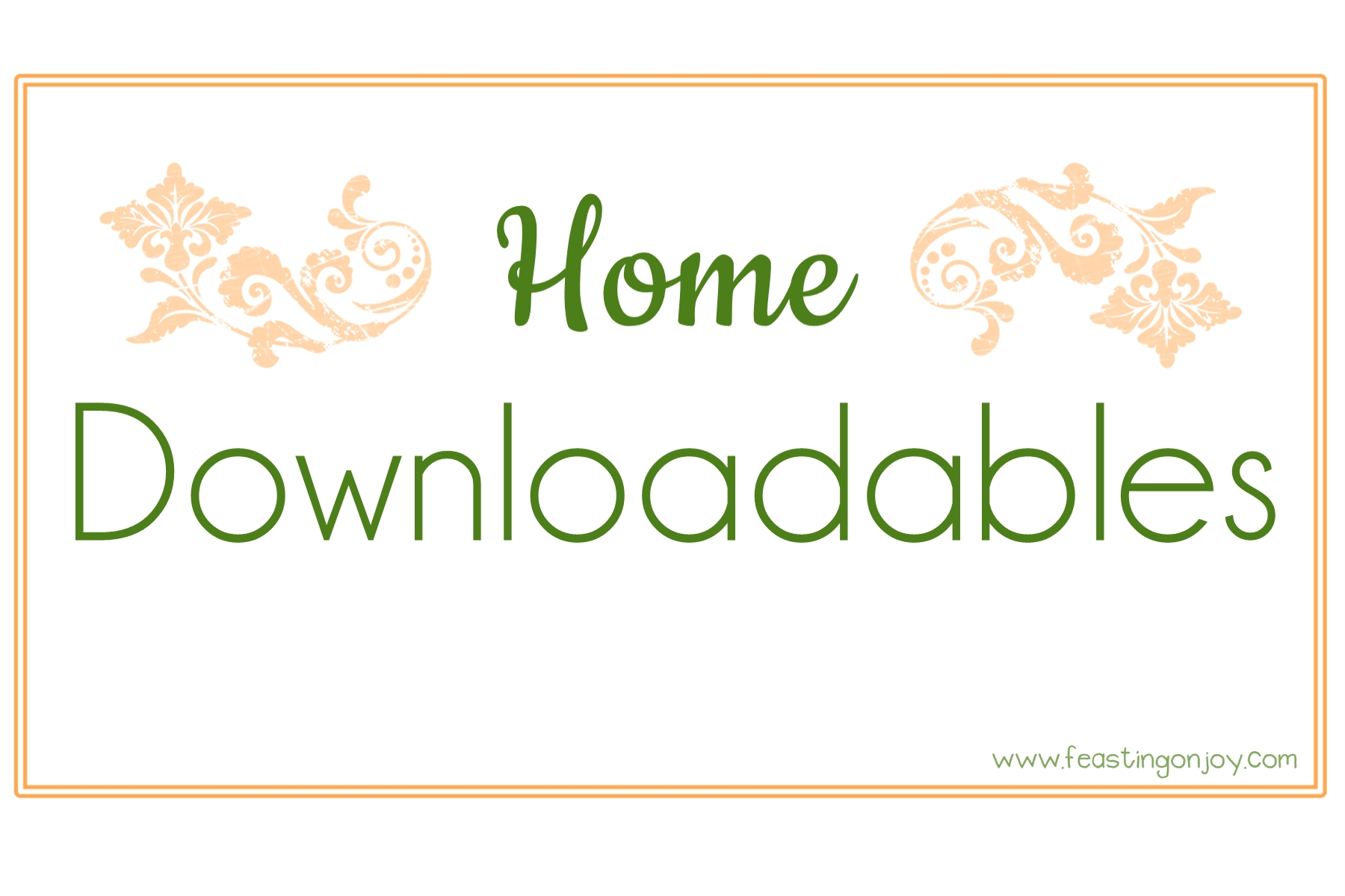 Home Downloadables