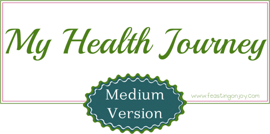 My health journey Medium version