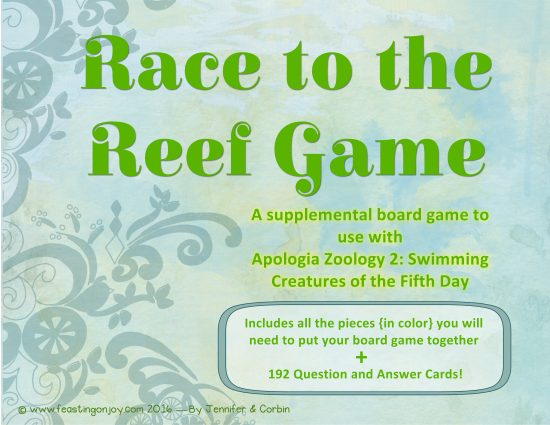 Race to The Reef Game