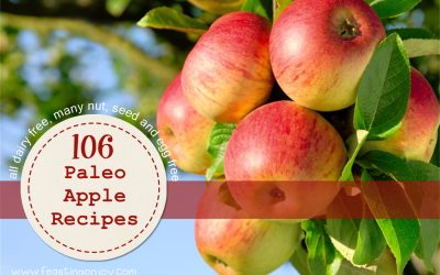 106 Paleo Apple Recipes {all dairy free}