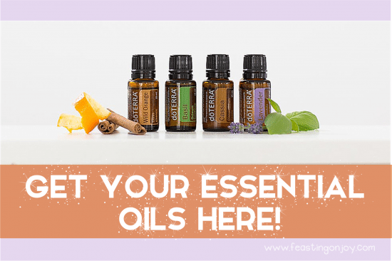 Get Your Essential Oils Here