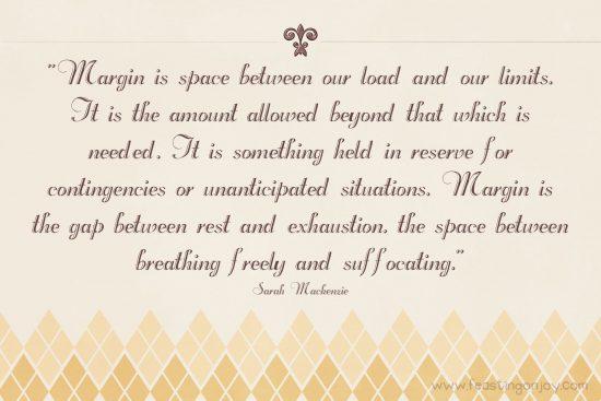 margin-is