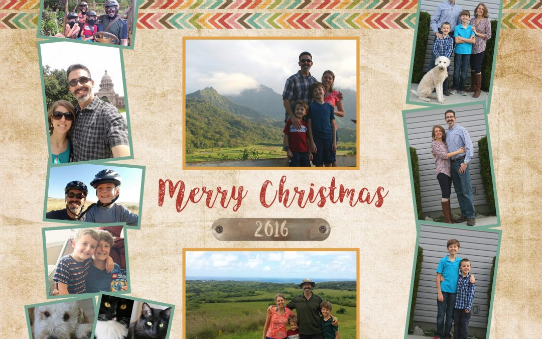 Merry Christmas From Our Family to Yours!
