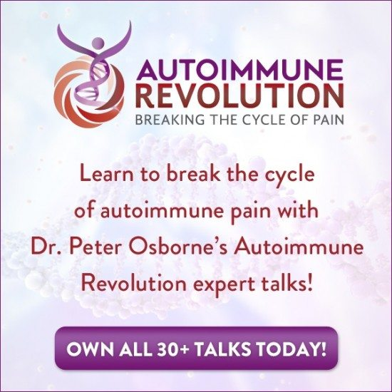 Autoimmune Revolution Summit {Hashimoto's}| Feasting On Joy