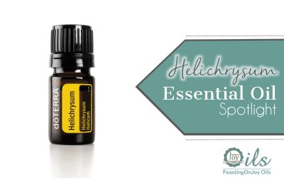 Essential Oil Spotlight: Helichrysum