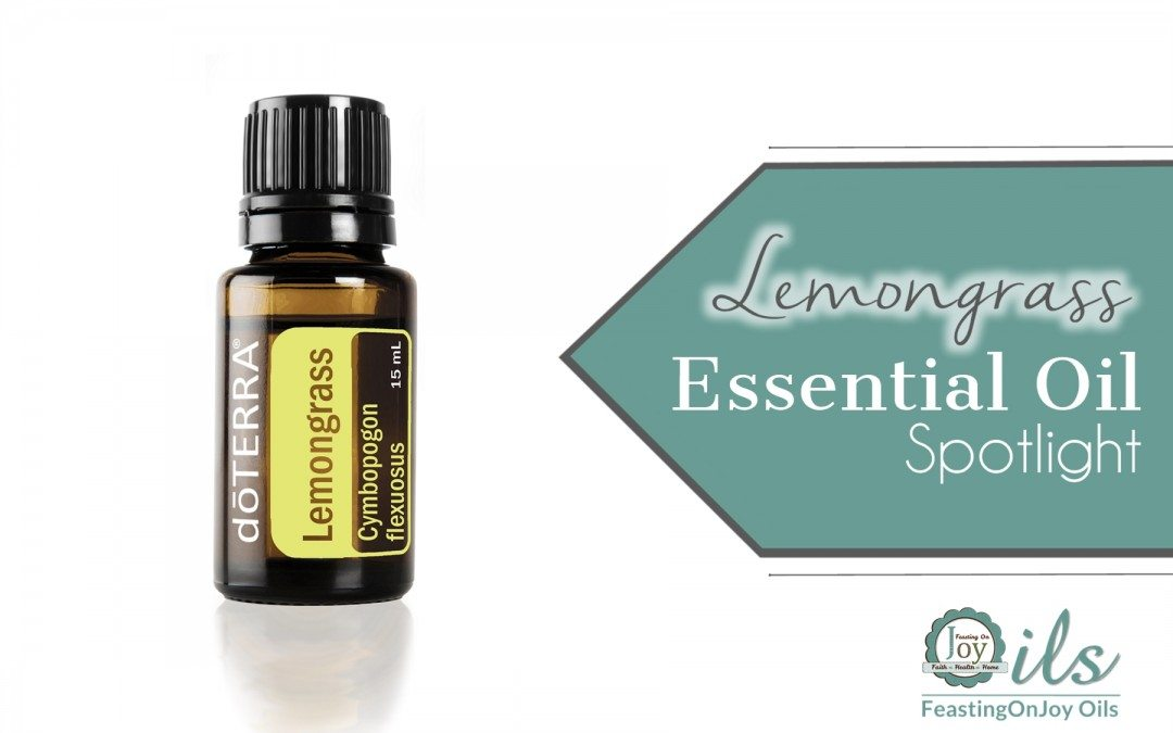 Essential Oil Spotlight: Lemongrass