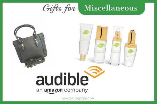 The Colossal Gift Guide for Living the Best Holistic Life {Miscellaneous}   Feasting On Joy