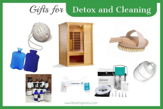 The Colossal Gift Guide for Living the Best Holistic Life {Detox and Cleaning}   Feasting On Joy