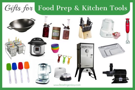 The Colossal Gift Guide for Living the Best Holistic Life {Food Prep and Kitchen Tools}   Feasting On Joy