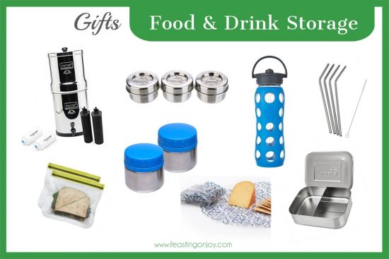 The Colossal Gift Guide for Living the Best Holistic Life {Food and Drink Storage}   Feasting On Joy