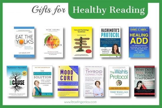 The Colossal Gift Guide for Living the Best Holistic Life {Healthy Reading}   Feasting On Joy