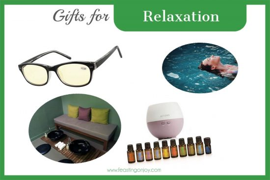 The Colossal Gift Guide for Living the Best Holistic Life {Relaxation}   Feasting On Joy