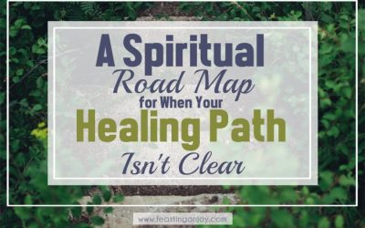 A Spiritual Road Map for When Your Healing Path Isn't Clear