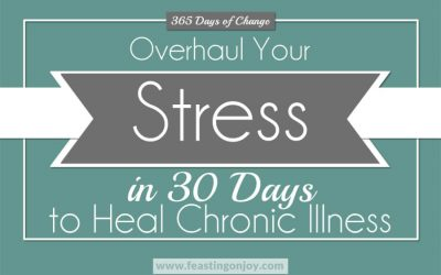 365 Days of Change: Overhaul Your Stress in 30 Days to Heal Chronic Illness