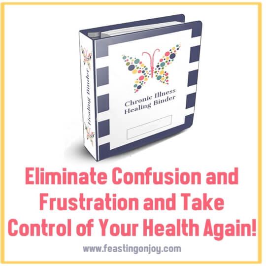 Organize Your Health | Feasting On Joy