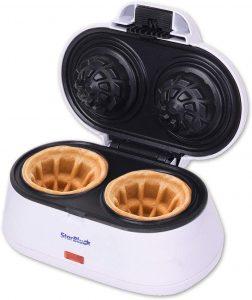 Waffle Cup Baker | Feasting On Joy