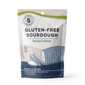 Gluten Free Sourdough Starter | Feasting On Joy