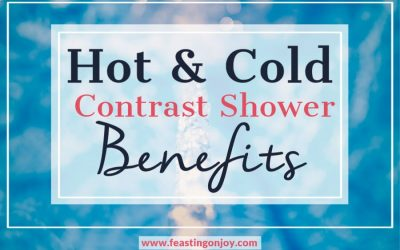 Hot & Cold Contrast Shower Therapy Benefits