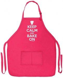 Keep Calm and Bake On | Feasting On Joy