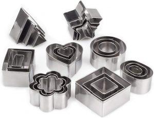 Metal Cookie Cutters | Feasting On Joy