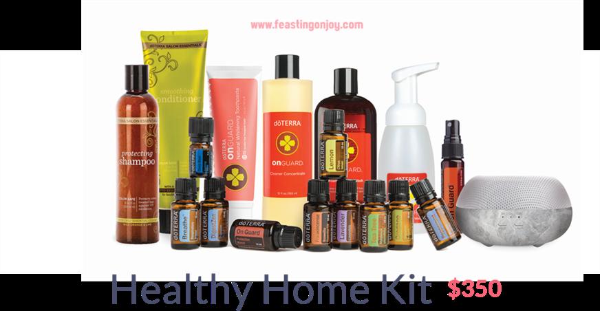Healthy Home Kit | Feasting On Joy