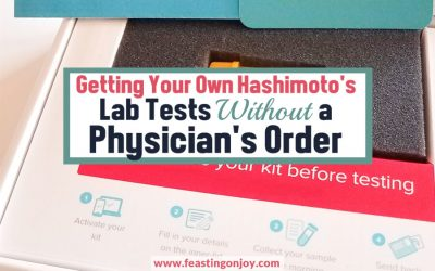 Getting Your Own Hashimoto's Lab Tests Without a Physician's Order