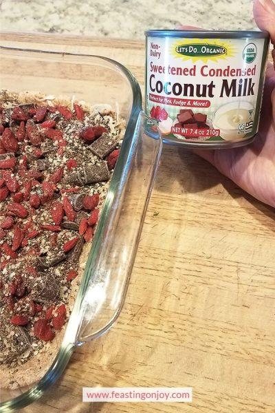Superfood 7 Layer Bars {Grain, Gluten, Dairy & Nut Free} 3 | Feasting On Joy