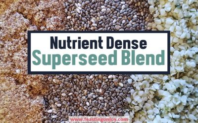 Nutrient Dense Superseed Blend