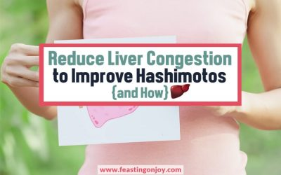 Reduce Liver Congestion to Improve Hashimotos {and How}