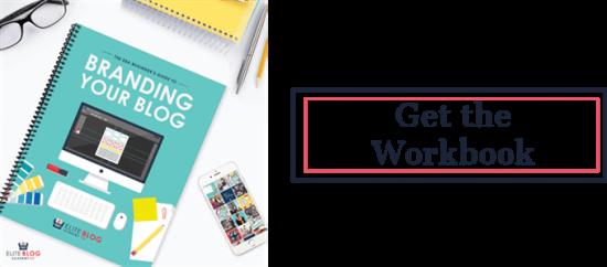 Get the Branding Your Blog Workbook | Feasting On Joy