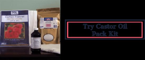 Try the Castor Oil Pack Kit | Feasting On Joy