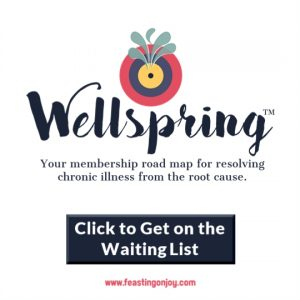 Click to get on the Wellspring Waiting List
